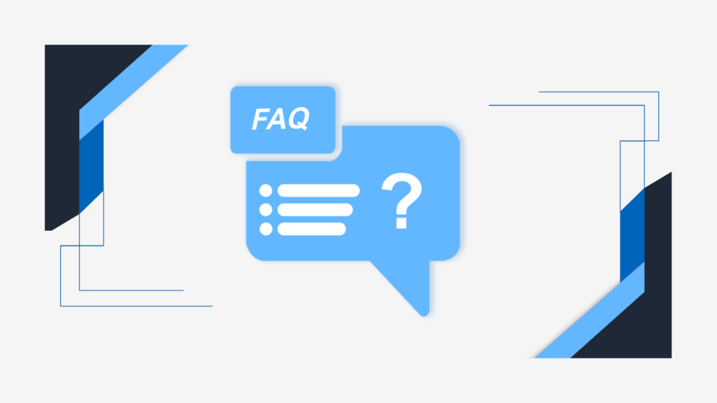 Product FAQ With Accordion